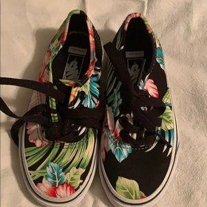 Kids' Surfer Vans sneakers